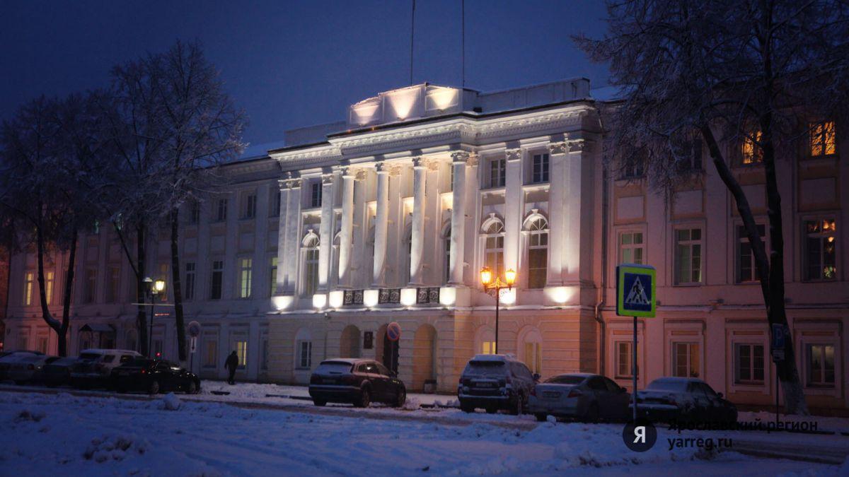 В Ярославле в кабинет Немцова пришли с обыском