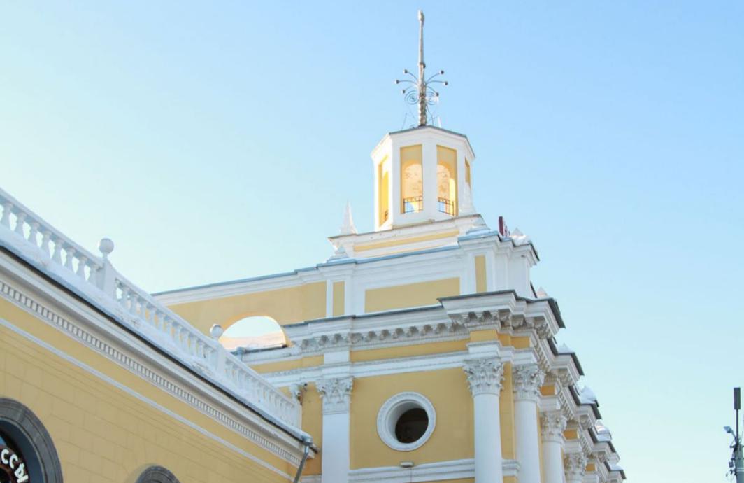 Здание вокзала Ярославль-Главный получило статус объекта культурного наследия