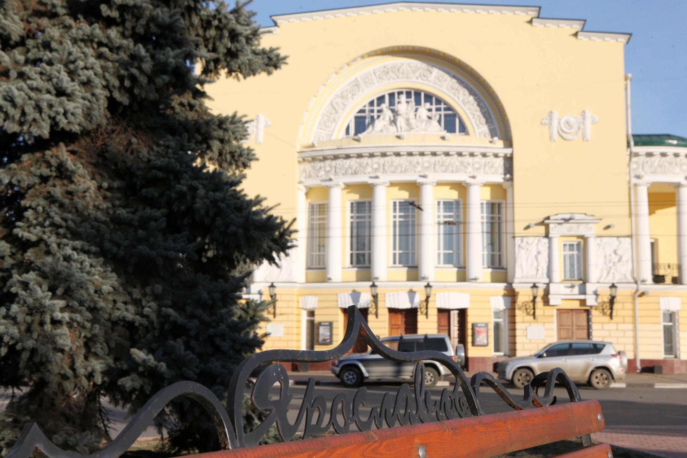 Первый русский театр отмечает день рождения