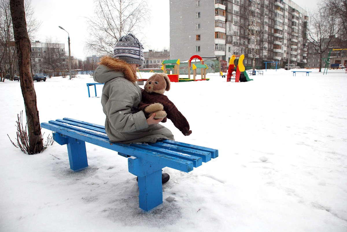 Ярославну за долги по алиментам лишили родительских прав в отношении четырех дочерей