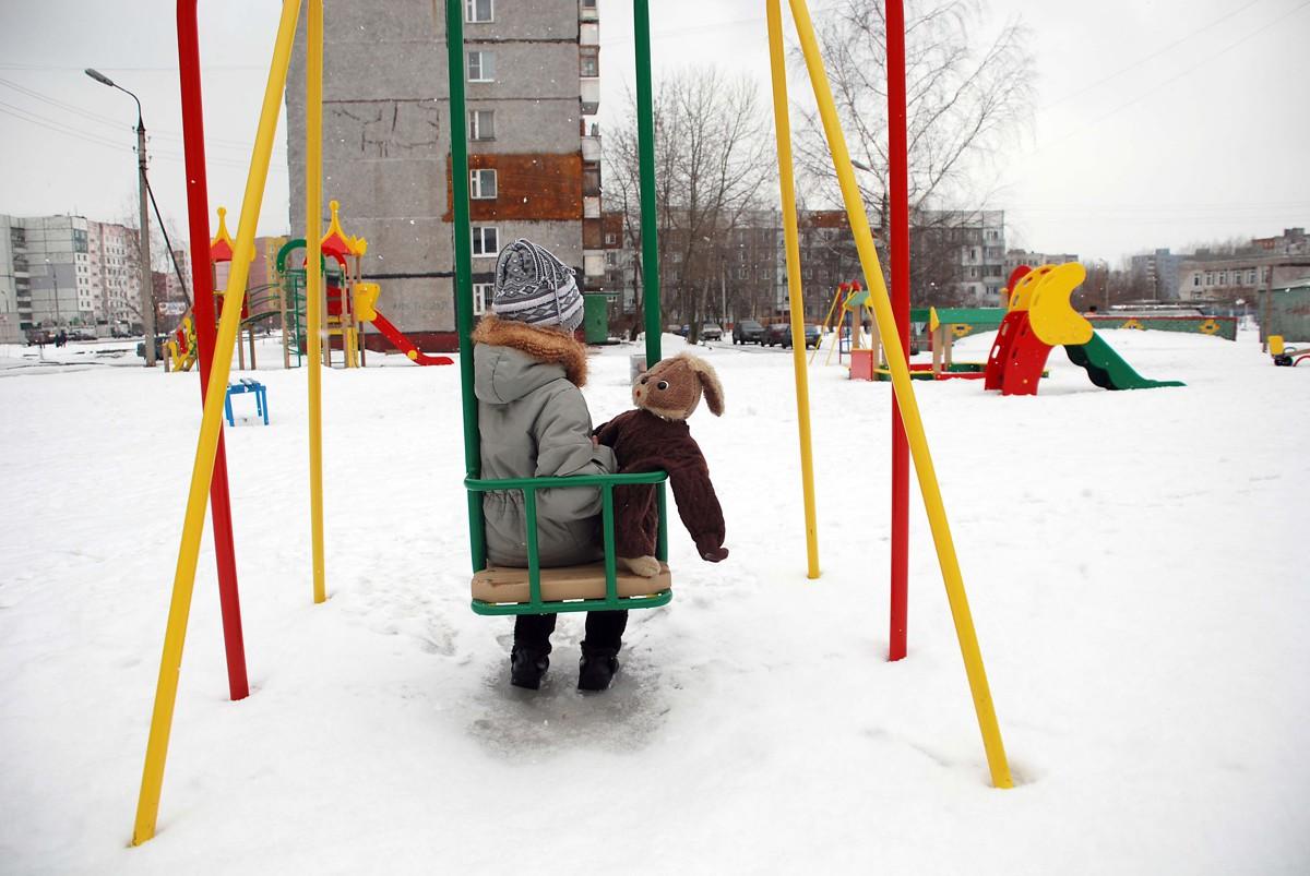 В Ярославле разыскивают пугающего детей эксгибициониста