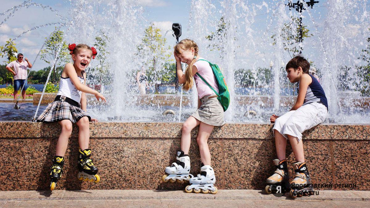 Более 40 тысяч детей уже отдохнули в лагерях и санаториях Ярославской области