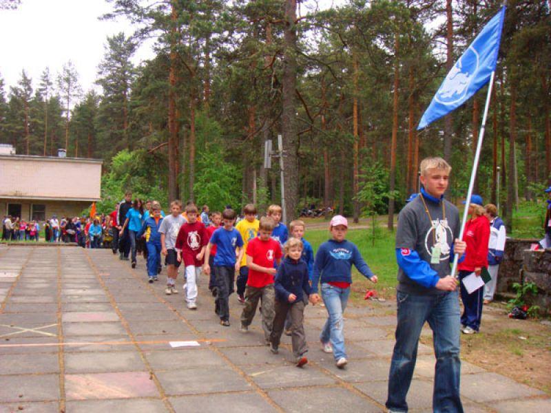 17 тысяч детей отдохнут в летних загородных лагерях Ярославской области за два месяца