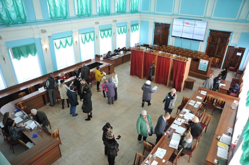 В Ярославской области проходят выборы депутатов облдумы, представительных органов и глав поселений