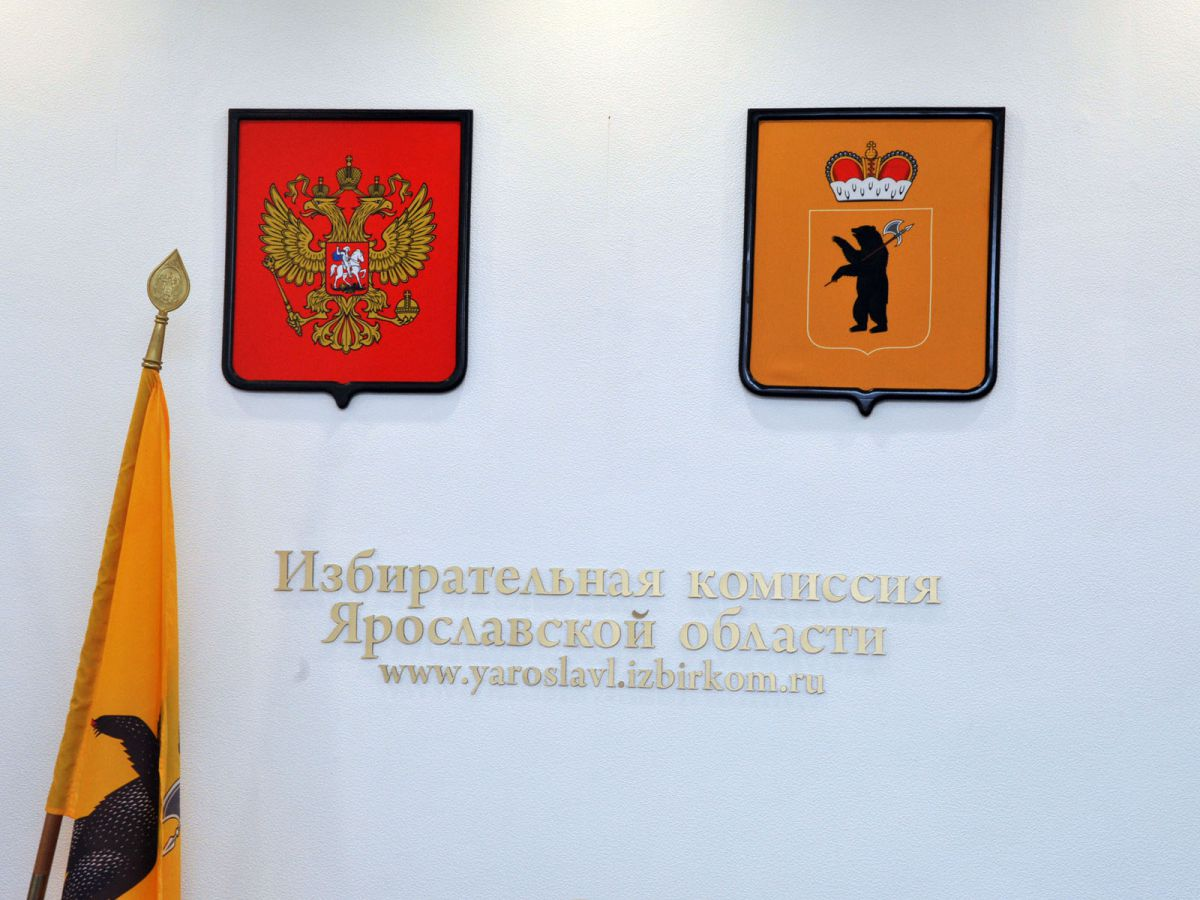 Оглашены предварительные результаты выборов в Ярославской области
