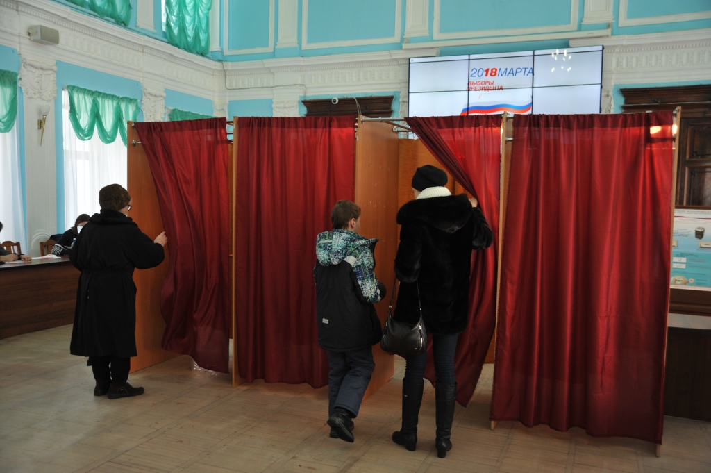 Независимые наблюдатели следят за дополнительными выборами в Переславле