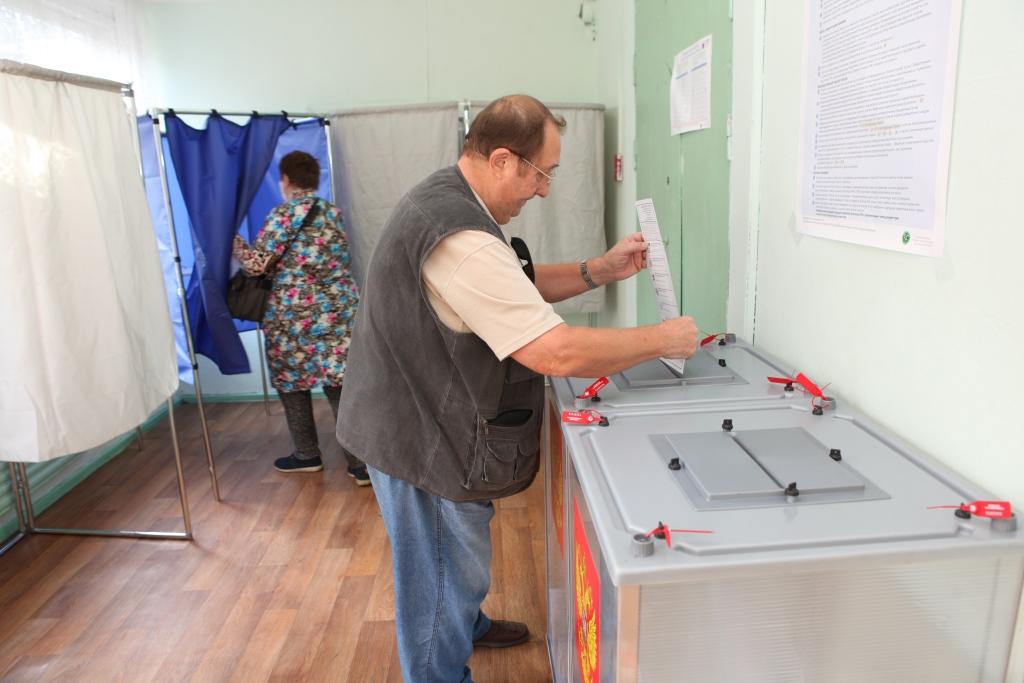 Партия «Единая Россия» показала высокие результаты на выборах 8 сентября