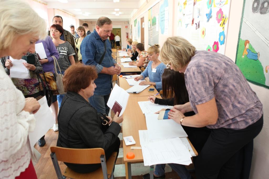 Более 19% избирателей проголосовали на выборах в Ярославской области