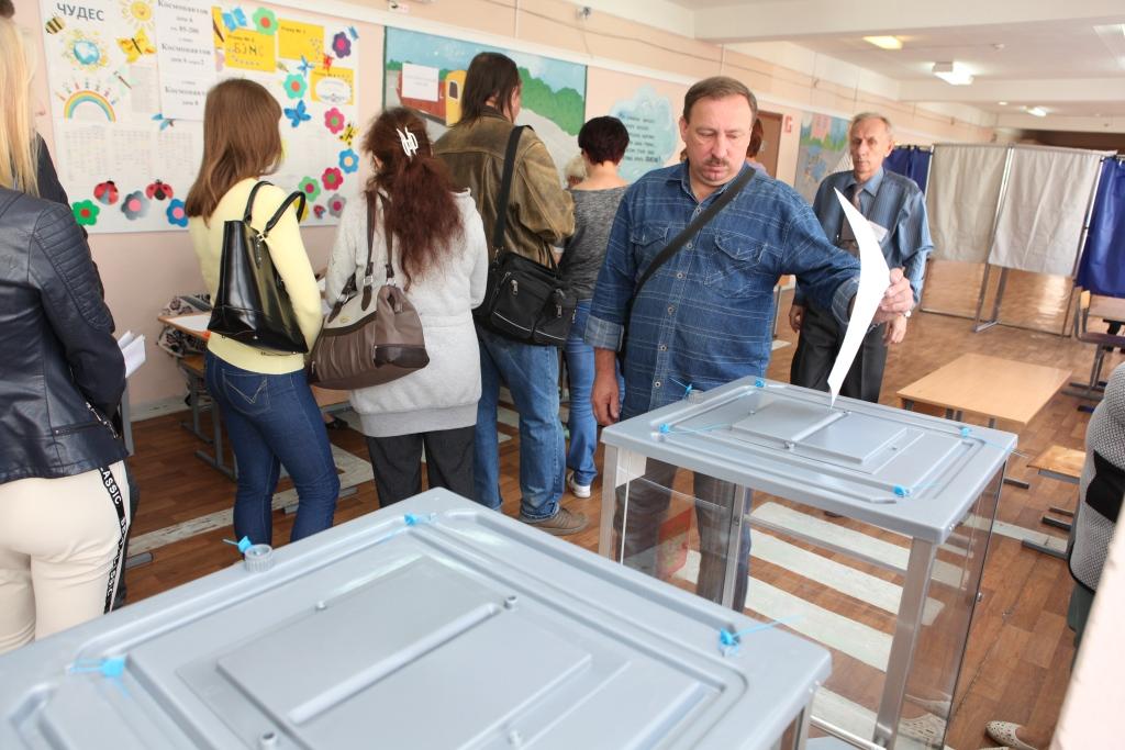 Стали известны предварительные результаты выборов в Ярославскую областную Думу