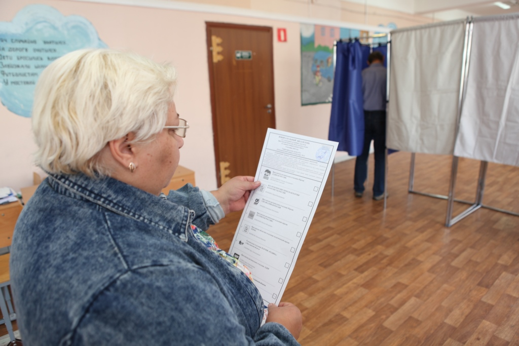 В Ярославском районе пока не зафиксировали нарушений на выборах