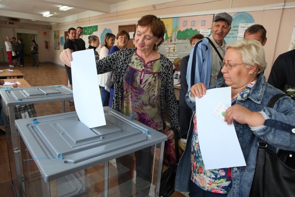 Явка на 18 часов в Ярославской области составила почти 25%