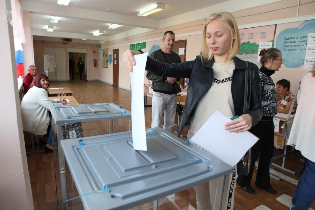 В Рыбинске в выборах уже приняли участие более 26 тысяч горожан