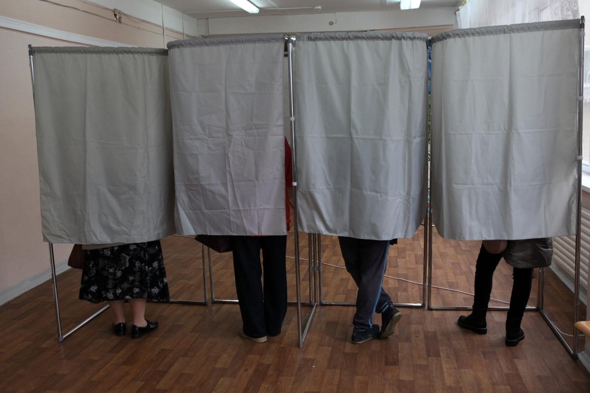 ЛДПР выдвинула кандидатов в депутаты Госдумы