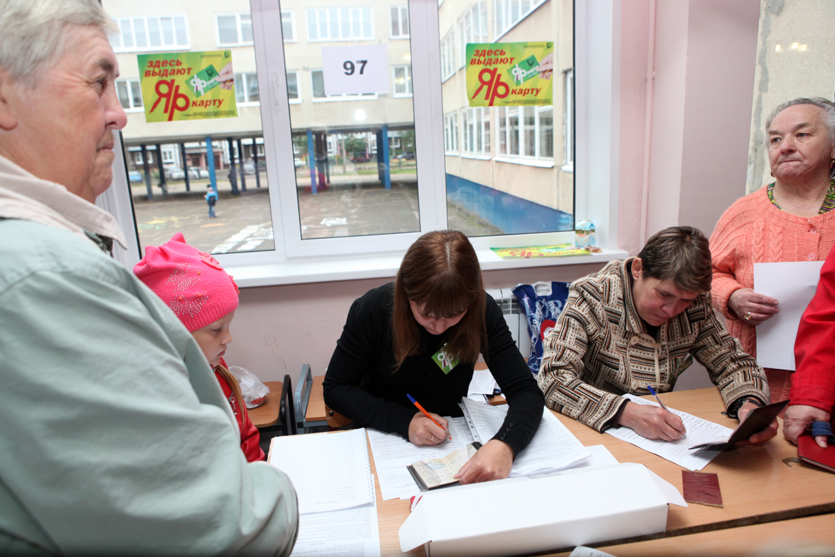 Независимые наблюдатели будут следить за голосованием на президентских выборах в Ярославской области