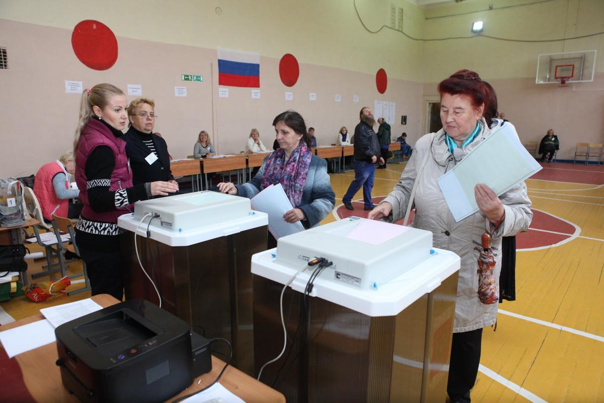 Появились данные экзитполов на выборах губернатора Ярославской области