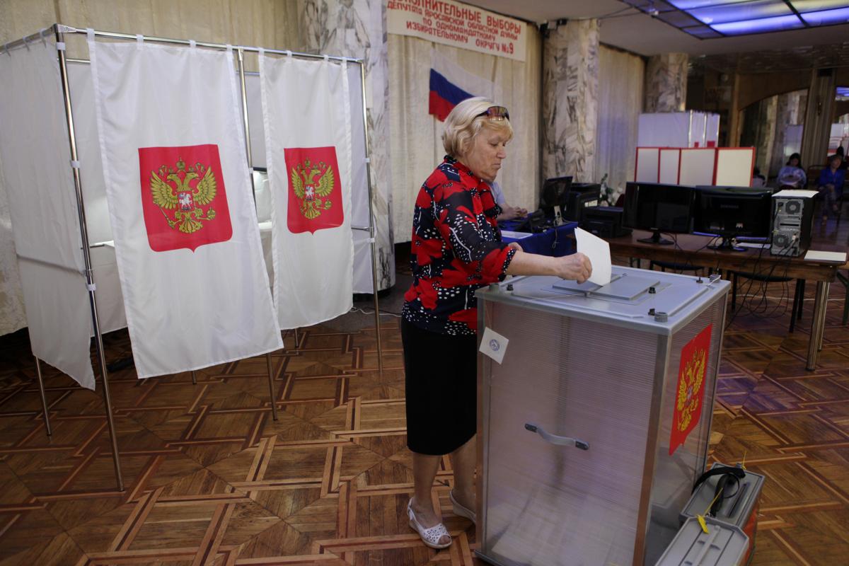 Алексей Константинов: по результатам дня голосования кандидаты от «Единой России» взяли более 80% мандатов в регионе