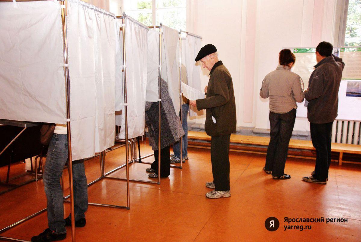 Стали известны результаты экзит-поллов на выборах в Ярославскую областную Думу