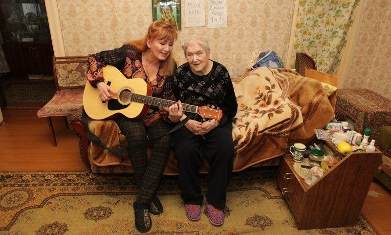 В Ярославской области «серебряные» волонтеры подключаются к добровольческому движению