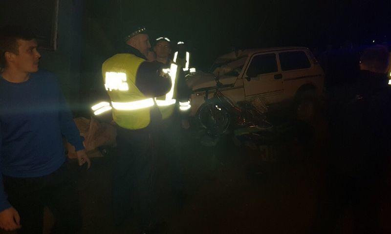 В Ярославле задержали водителя, сбившего женщину и девочку
