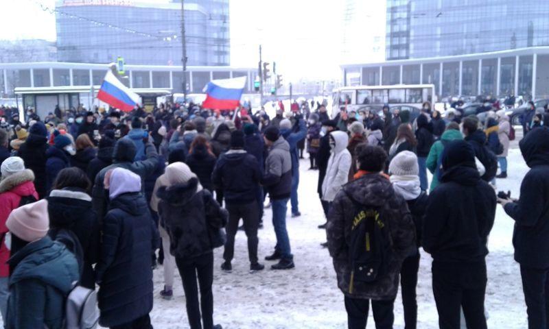 Суд взыскал с организатора незаконного митинга в Ярославле более 300 тысяч рублей