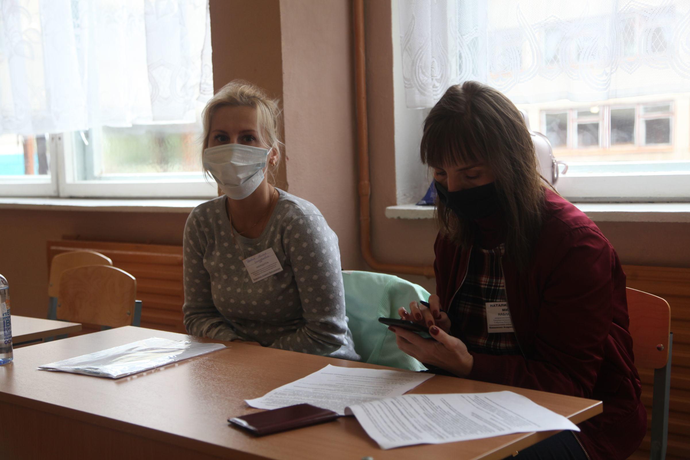 Первый день голосования в Ярославской области прошел спокойно
