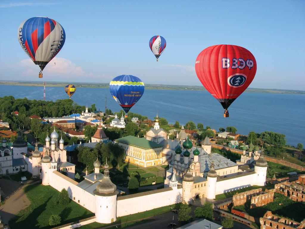 Участники фестиваля воздухоплавателей проведут показательные выступления в Ростове и Переславле