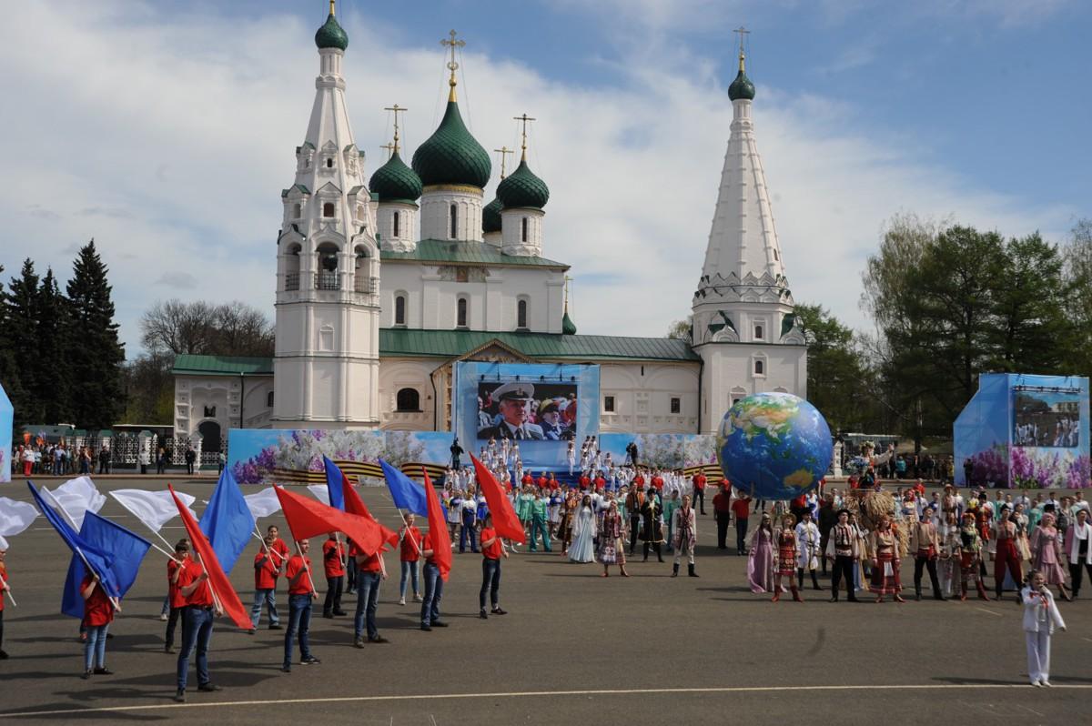 Ярославцы рассказали, как проведут День Победы