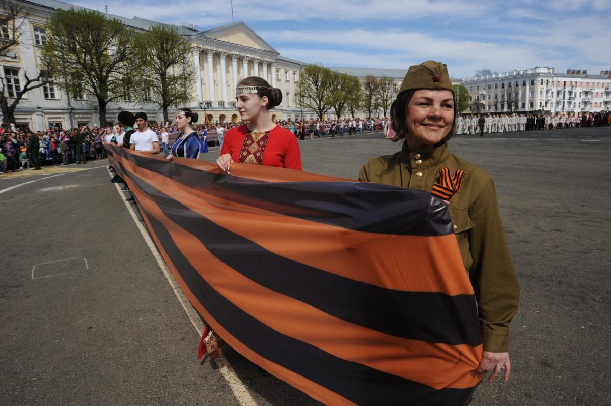 Ярославцы в День Победы увидят приемы боевых искусств и заложат капсулу времени