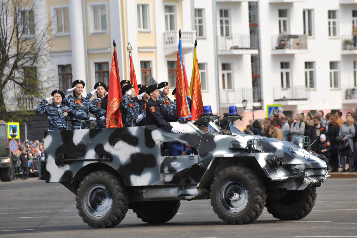 Стала известна полная программа Дня Победы в Ярославле