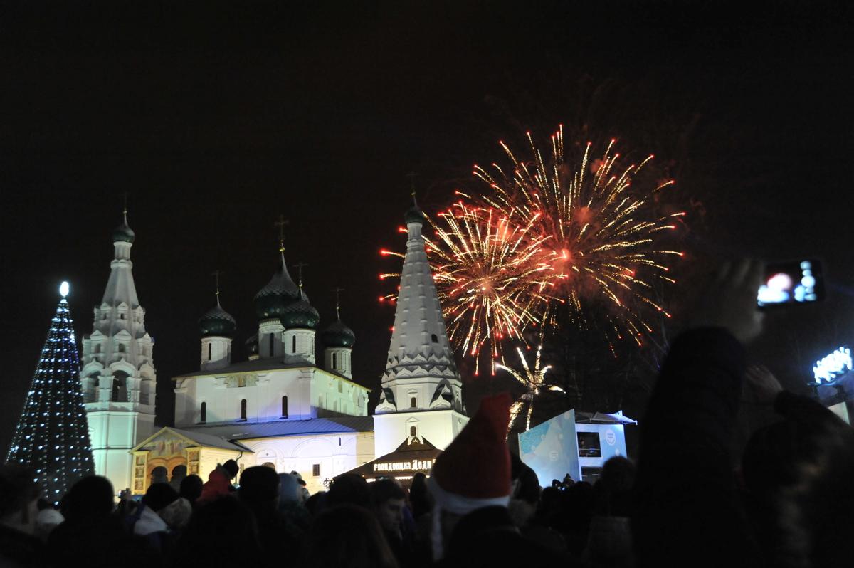 Стало известно, кто выступит в центре Ярославля в новогоднюю ночь