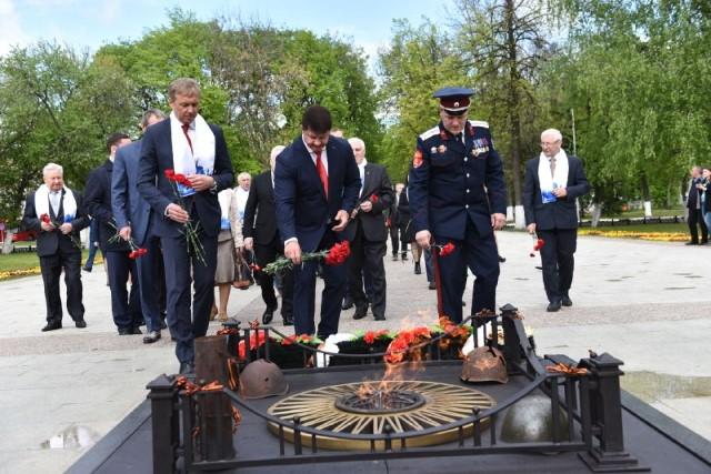 В Ярославле у Вечного огня пройдет акция «Свеча памяти»