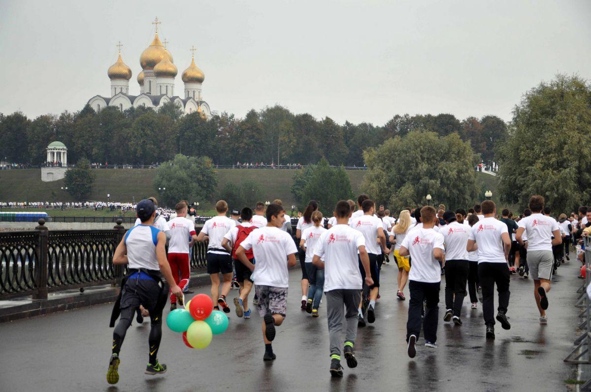 На ярославском полумарафоне организуют дистанцию для людей с ограниченными возможностями здоровья