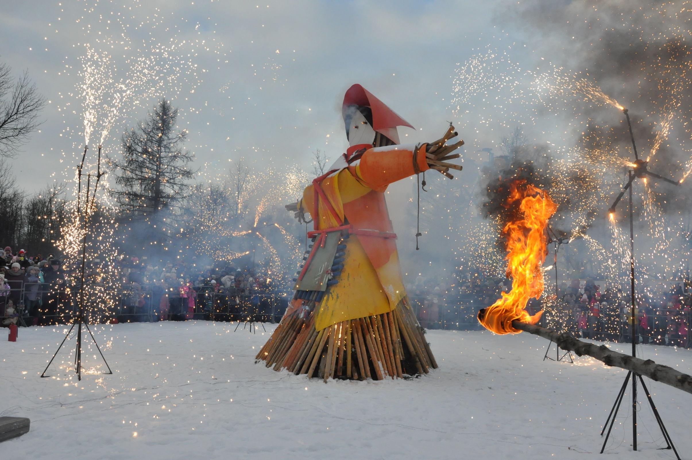 Жителей Ярославской области ждут веселые масленичные выходные: программа
