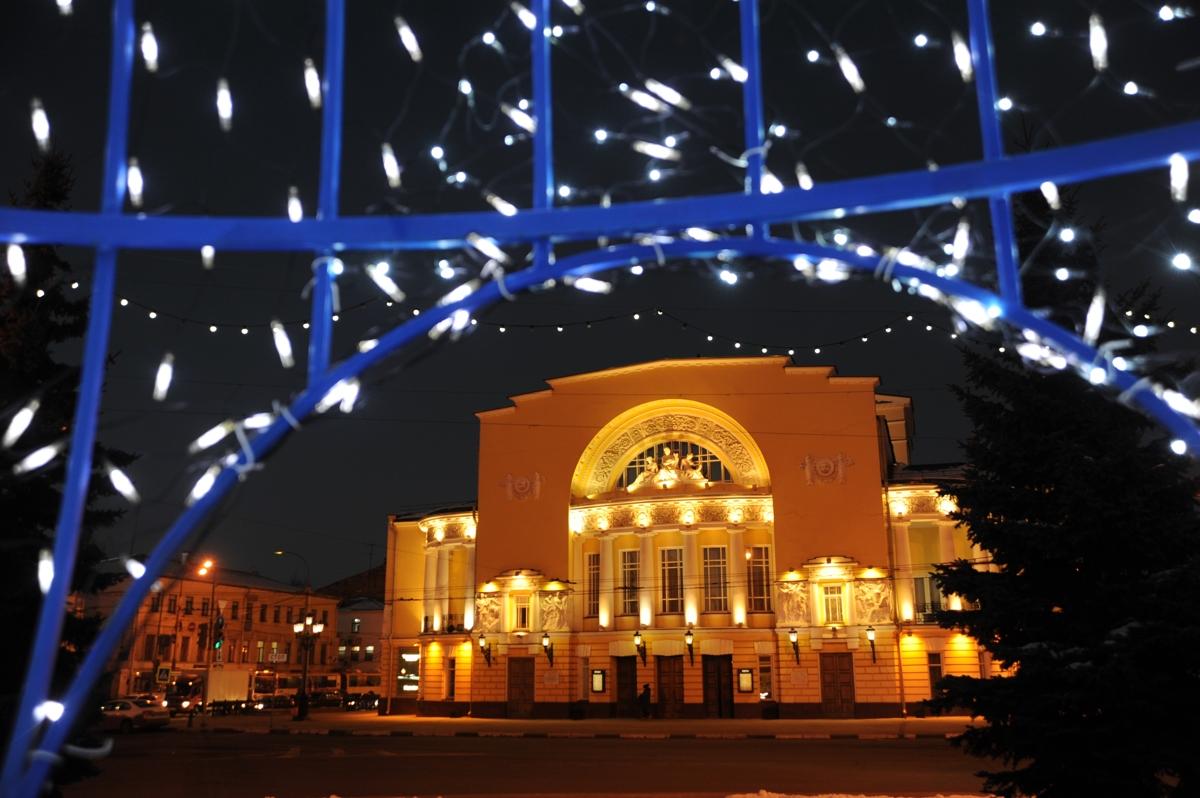 Два города Ярославии вошли в топ-5 городов, рекомендованных россиянам для посещения в новогодние праздники