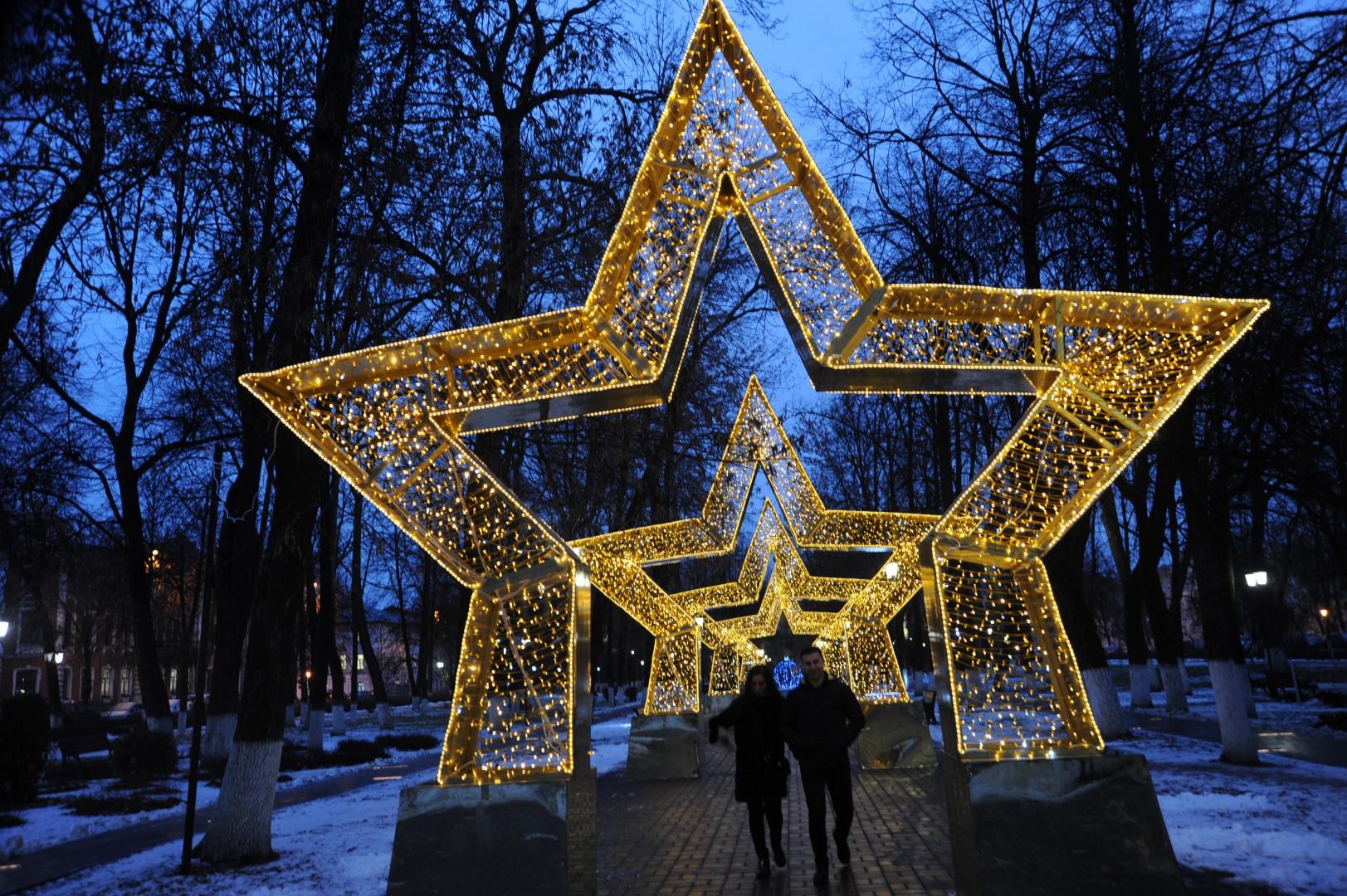 Более 250 тысяч туристов посетили Ярославскую область в новогодние праздники