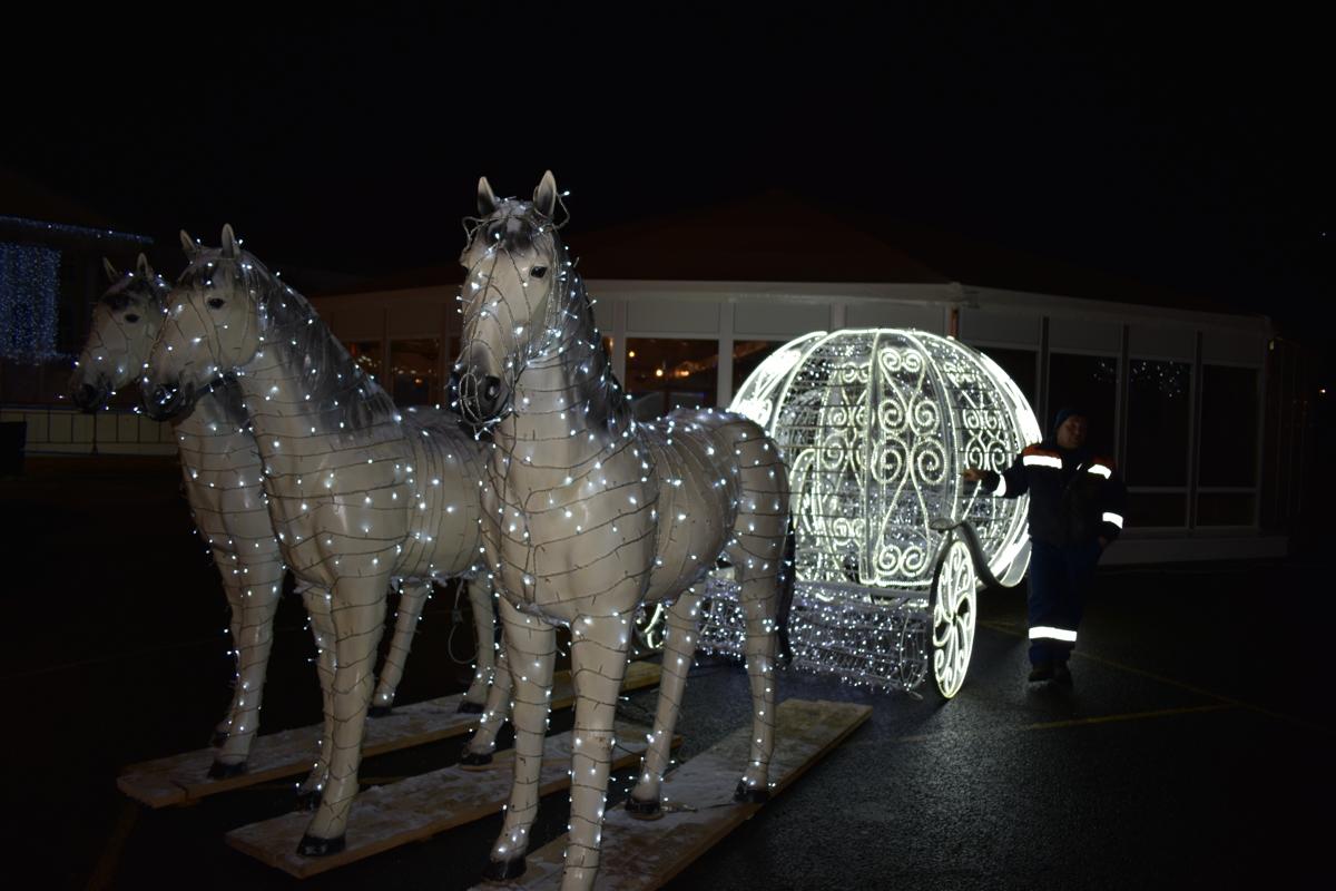 В центре Ярославля в новогоднюю ночь приготовят 20 тысяч бургеров