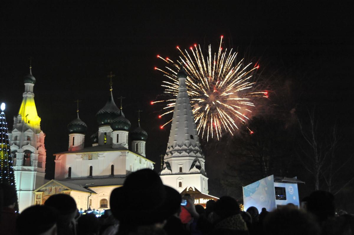 Ярославль стал самым популярным городом Золотого кольца России для путешествий на Новый год
