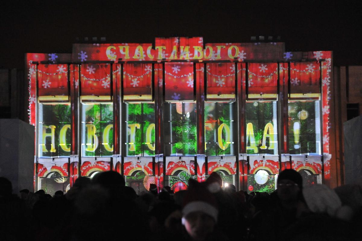 Ярославские власти озвучили новогоднюю программу на Советской площади