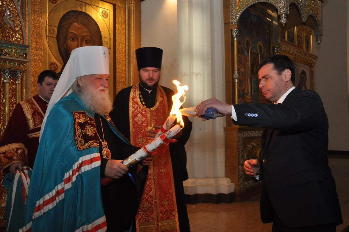 Ярославцы смогут в прямом эфире увидеть Пасхальное богослужение
