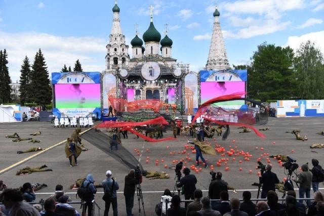 Торжества в течение всего года: в Ярославле обсудили концепцию празднования 1010-летия города