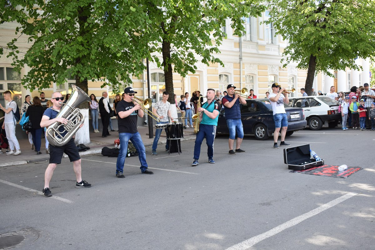 Стала известна программа празднования Дня России: афиша