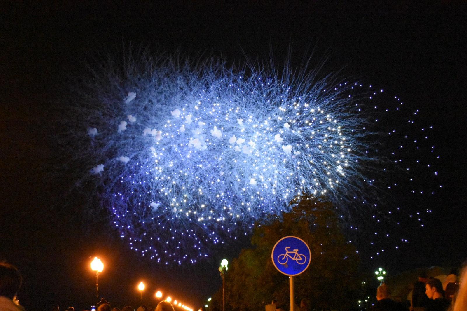 В Ярославле в День города запустят низовой и высотный фейерверки