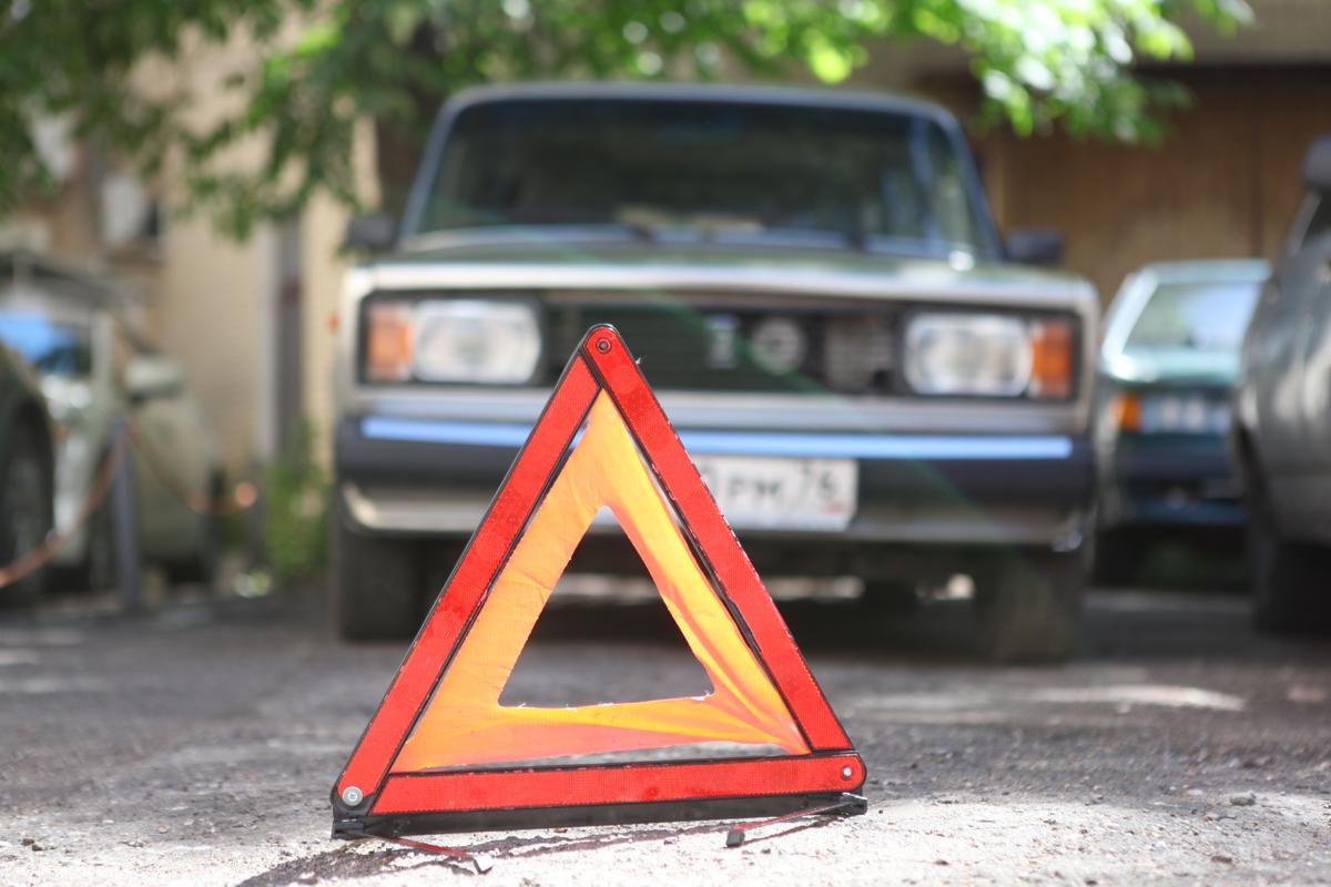 В Ярославской области на трассе М8 в ДТП пострадал мужчина