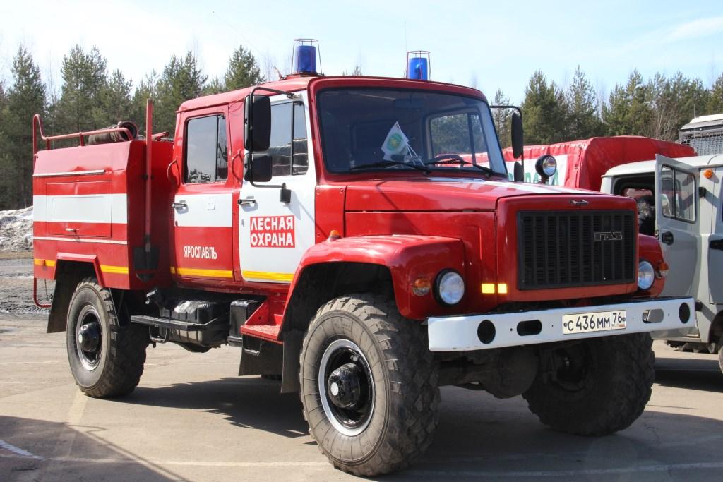 В Ярославской области ликвидировано 10 лесных пожаров