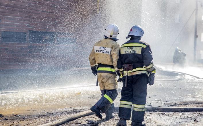 В Ярославской области на пожаре погиб пенсионер