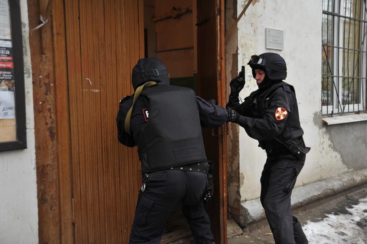 В Ярославле ребенок «заминировал» школу от скуки