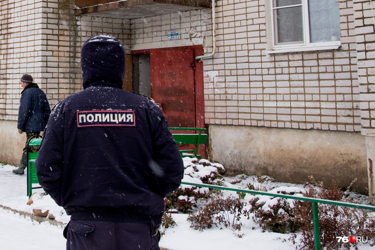 В Ярославле пожилая женщина два дня пролежала на полу в ванной в беспомощном состоянии