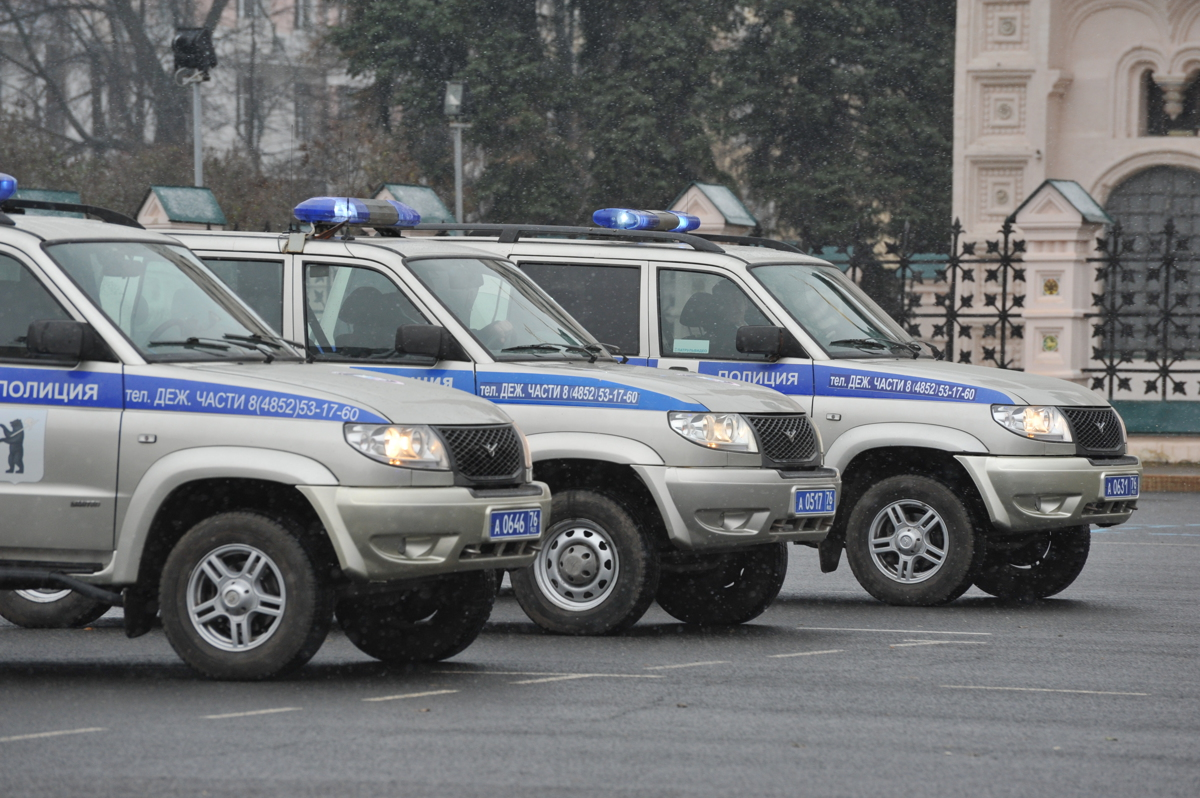 В Ярославской области мужчина изуродовал принадлежавшую пенсионерке «Тойоту»