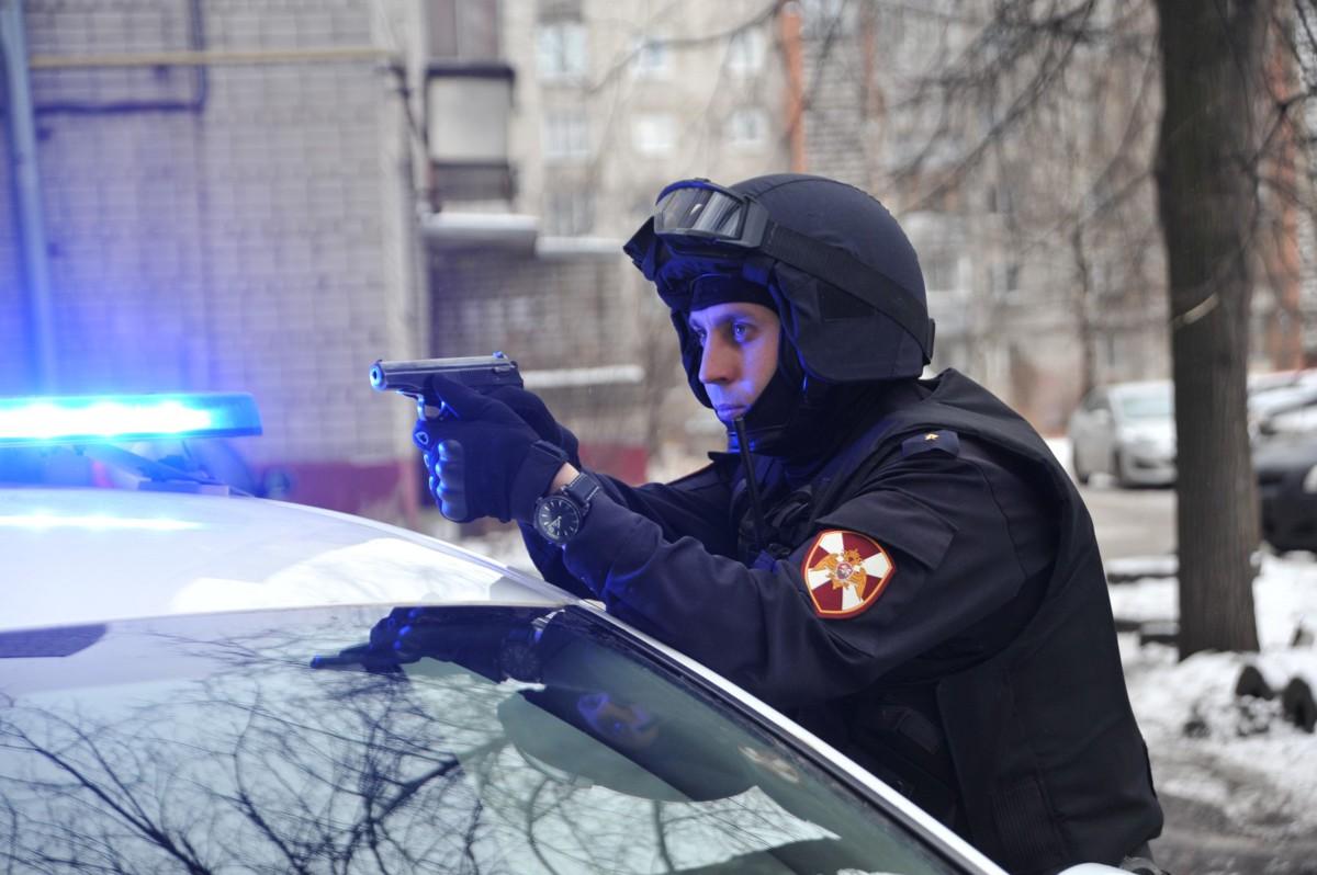 В Ярославле эвакуировали посетителей и работников Вознесенских казарм
