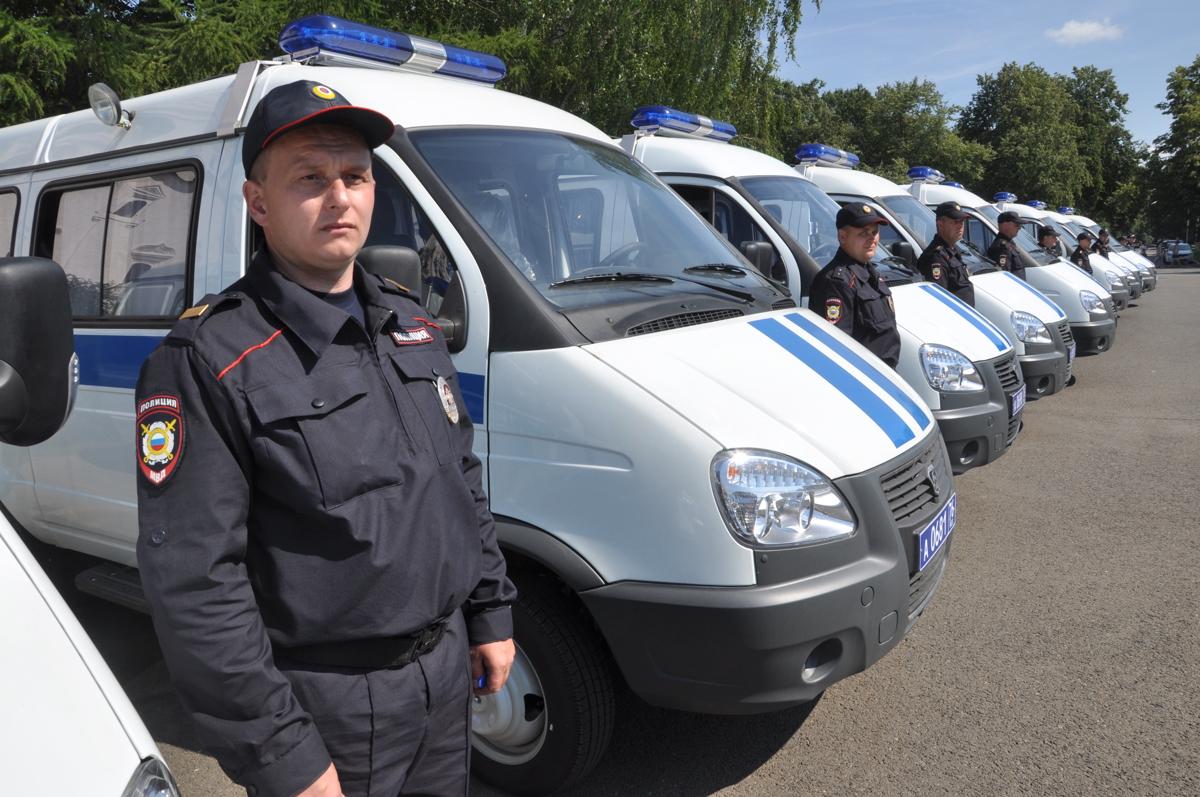 В ярославскую полицию идет набор сотрудников